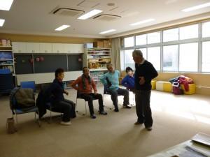 ピンコロ体操カフェ @ ゆりのき台小学校 ゆりのき交流室