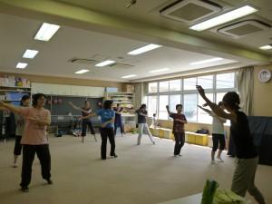 リフレッシュ体操カフェ @ ゆりのき台小学校 ゆりのき交流室 | 三田市 | 兵庫県 | 日本